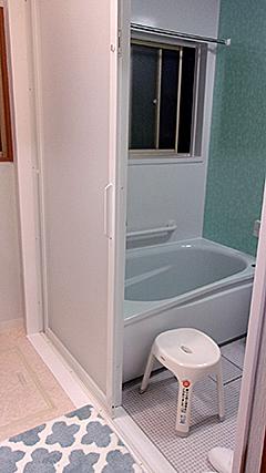 浴室アフター2